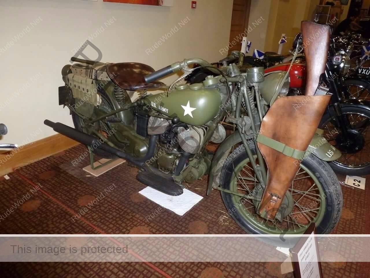 1941 Indian 741B