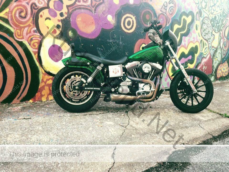 Judd Green's 2001 FXDL